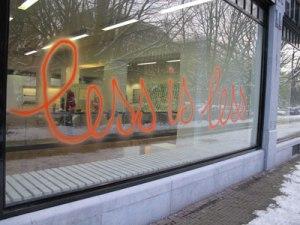 Luc Deleu, Less is Less, 2013; Stroom Den Haag, NLhttp://www.youtube.com/watch?v=h8m_6zhxQII